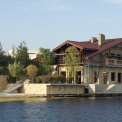 Urban River Waterfront Development, Kiev Ukraine