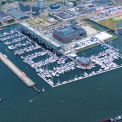 Special Feature: HISWA in Water Boat Show Amsterdam. All Pontoons Supplied by Inter Boat Marinas