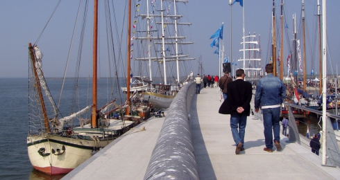 Flevoland - A Tour in Yachting Network Development and Marinas