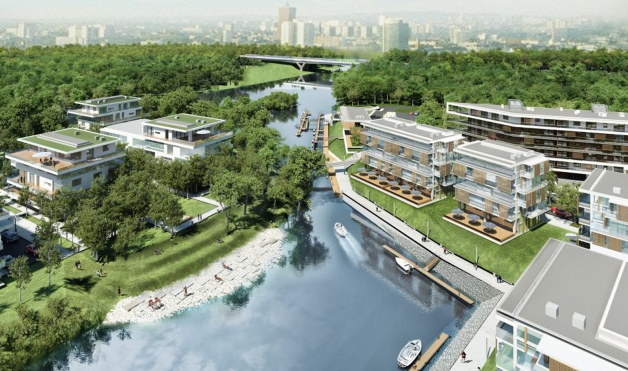 Poznan Development Strategy for the Warta River, Poland