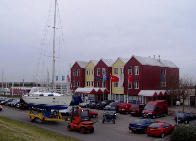 Flevo Marina, Lelystad, The Netherlands