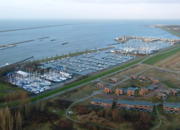Yacht Club Lelystad, The Netherlands