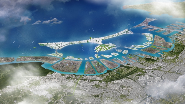 Project Jakarta Indonesia Waterfronts Nl
