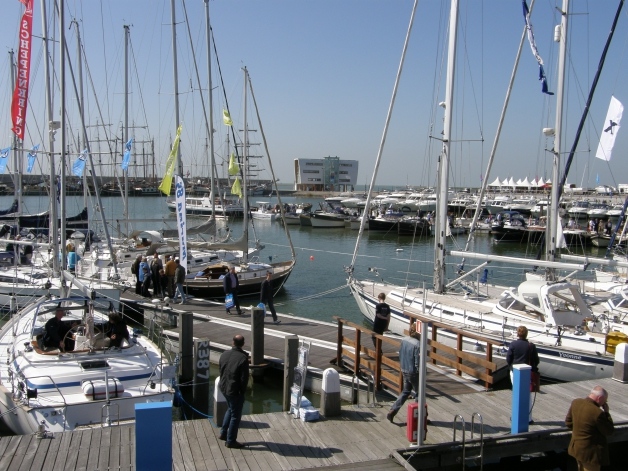 Waterfronts NL, Bataviahaven, Lelystad, The Netherlands