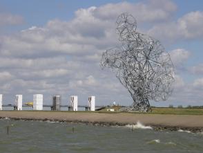 Public Art in Lelystad, The Netherlands