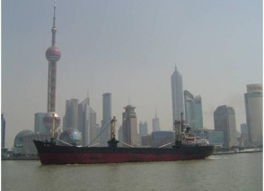 Shanghai-waterfront